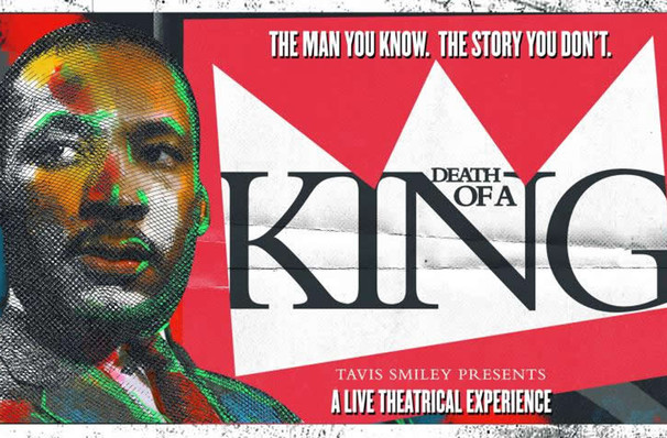 Death Of A King: A Live Theatrical Experience coming to Tulsa!