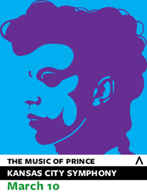 Kansas City Symphony - The Music of Prince Poster