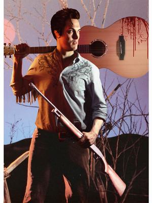 Rob Kemp: The Elvis Dead Poster