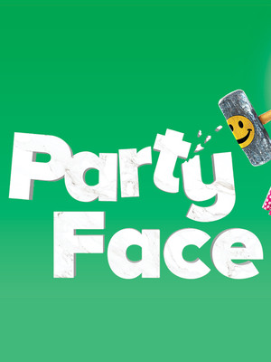 Party Face Poster