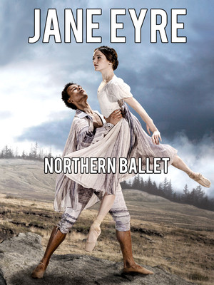 Northern Ballet: Jane Eyre Poster