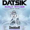 Datsik, The Norva, Norfolk