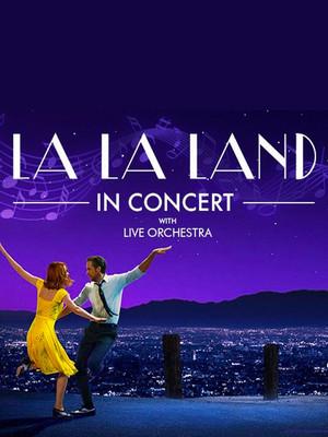 Seattle Symphony - La La Land in Concert Poster
