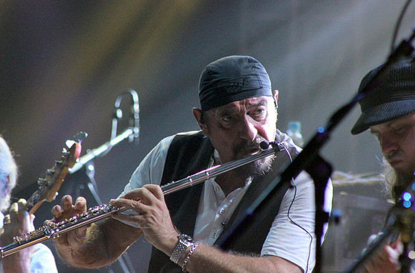 Jethro Tull 50th Anniversary Tour, Mountain Winery, San Jose