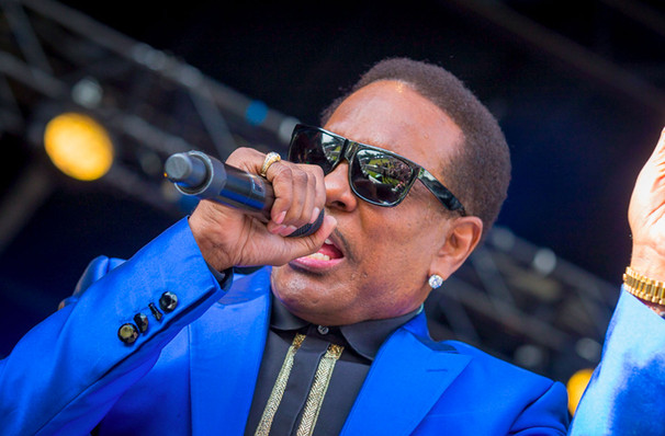 Charlie Wilson, The Theater at MGM National Harbor, Washington