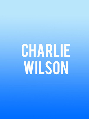 Charlie Wilson at Pechanga Entertainment Center