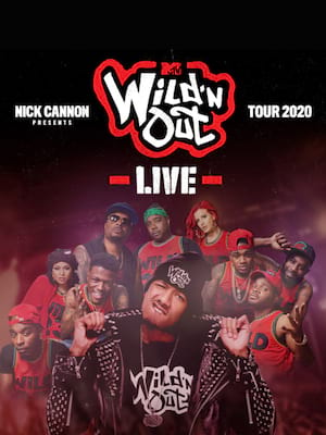 Wild N Out at Viejas Arena
