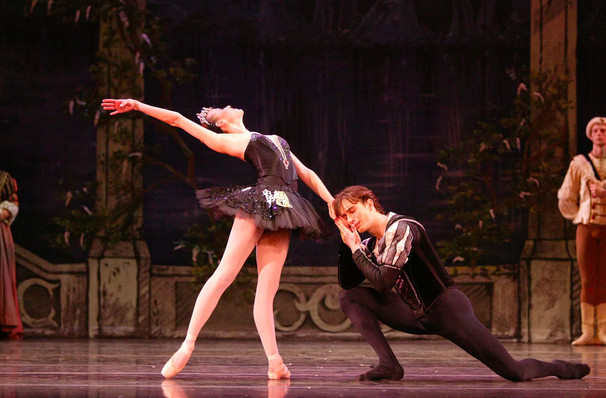 Atlanta Ballet Black Swan, Cobb Energy Performing Arts Centre, Atlanta