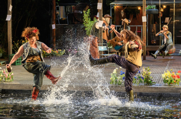 As You Like It, Open Air Theatre, London