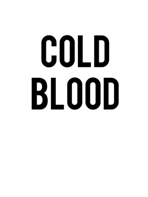 Cold Blood, Cutler Majestic Theater, Boston