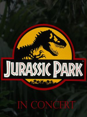 Jurassic Park in Concert Poster