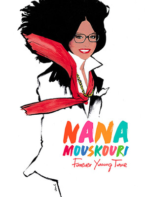 Nana Mouskouri at Maison Symphonique