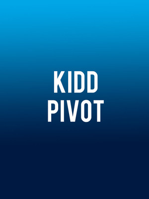 Kidd Pivot, Moore Theatre, Seattle