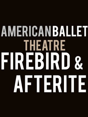 American Ballet Theatre - Firebird and Afterite at Metropolitan Opera House
