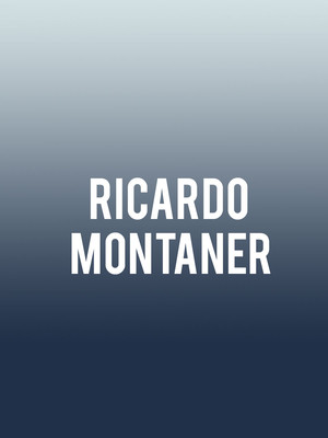 Ricardo Montaner, Radio City Music Hall, New York