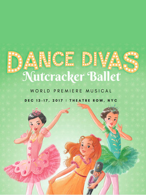 Dance Divas Nutcracker Poster