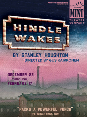 Hindle Wakes Poster