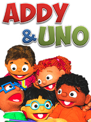 Addy and Uno Poster