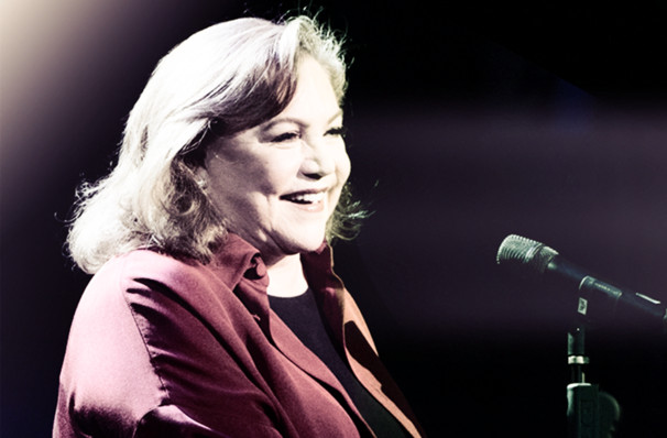 Kathleen Turner Finding My Voice, The Other Palace, London