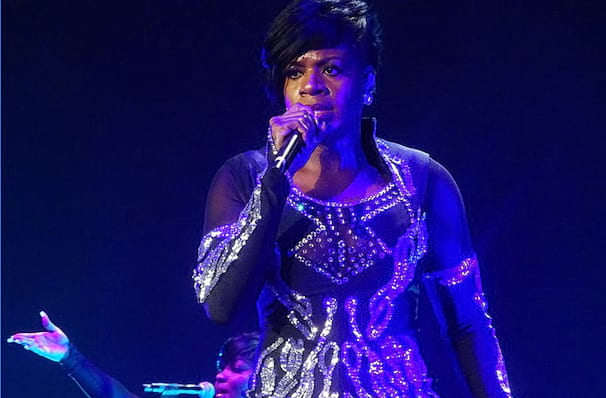 Fantasia Barrino, UMBC Event Center, Baltimore