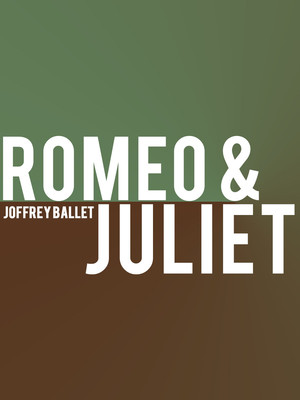 Joffrey Ballet - Romeo and Juliet at Dorothy Chandler Pavilion