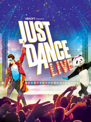 Just Dance Live Poster