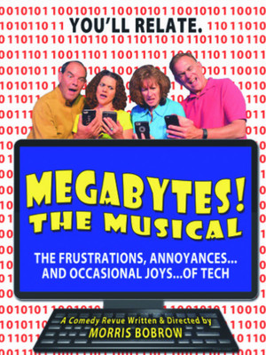 Megabytes! The Musical Poster