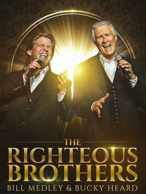 The Righteous Brothers at Lowell Memorial Auditorium