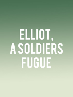 Elliot A Soldiers Fugue, Kirk Douglas Theatre, Los Angeles