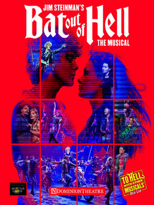 Bat Out Of Hell at Dominion Theatre
