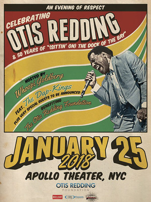 Otis Redding Tribute, Apollo Theater, New York