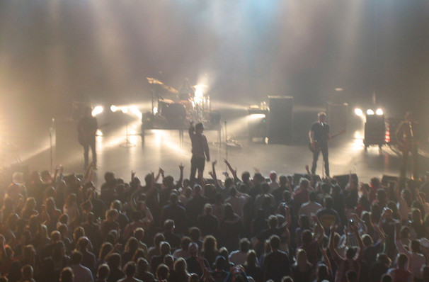 Our Lady Peace and Matthew Good, Northern Alberta Jubilee Auditorium, Edmonton