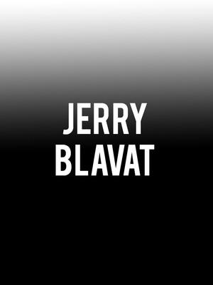 Jerry Blavat Poster