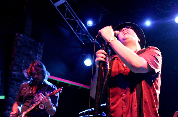 Don't miss Blues Traveler one night only!