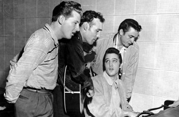 Million Dollar Quartet, State Theatre, New Brunswick