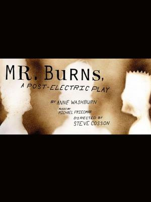 Mr. Burns Poster