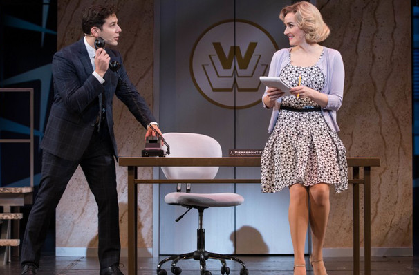 How To Succeed In Business Without Really Trying, Eisenhower Theater, Washington