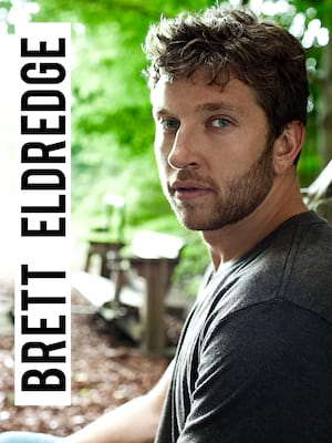 Brett Eldredge at The Bomb Factory