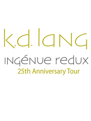 K.D. lang at Paramount Theater