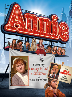 Annie at Ed Mirvish Theatre