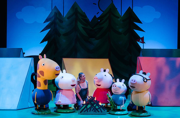 Peppa Pig Live, Fox Performing Arts Center, Los Angeles