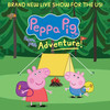 Peppa Pig Live, Wagner Noel Performing Arts Center, Midland