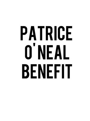 Patrice O'Neal Benefit Poster