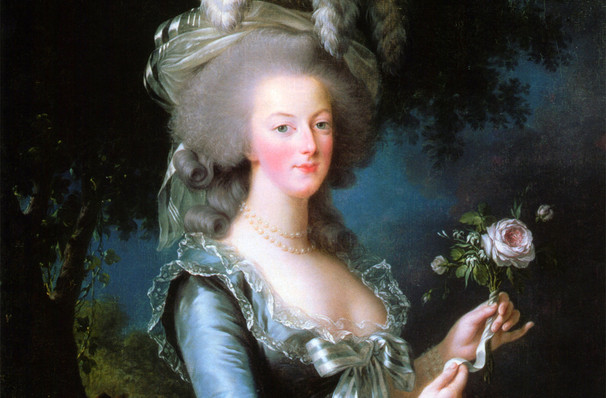 A Day With Marie Antoinette, Zilkha Hall, Houston