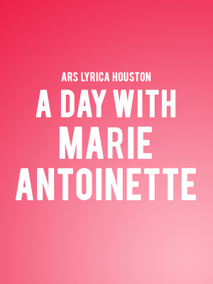 A Day With Marie Antoinette Poster
