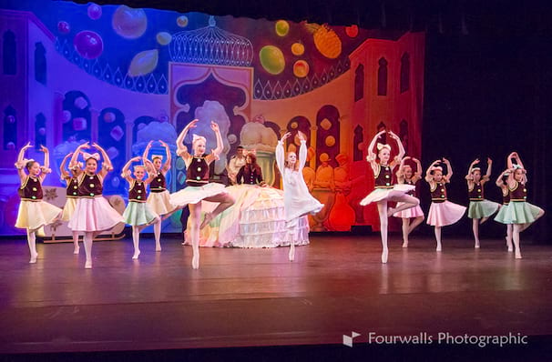 Arizona Youth Ballet The Nutcracker, MCC Performing Arts Center, Phoenix