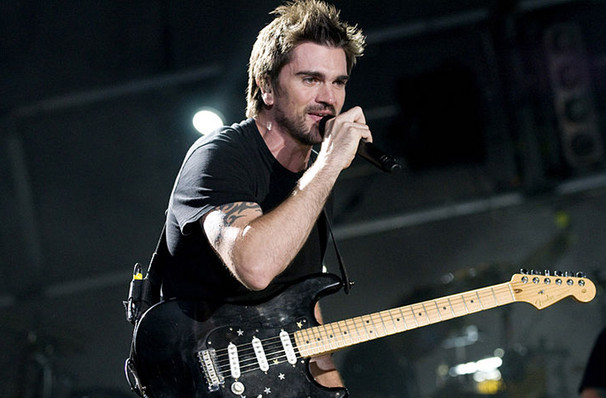 Juanes, Eccles Theater, Salt Lake City