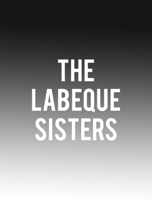 San Francisco Symphony - The Labeque Sisters Poster