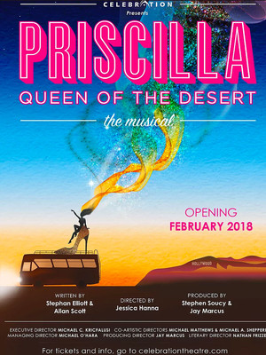 Priscilla Queen Of The Desert at Celebration Theatre