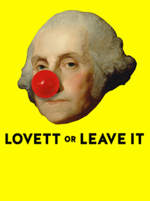 Lovett or Leave It, Radio City Music Hall, New York